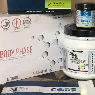 Chiropractic Boulder CO Detox Kits